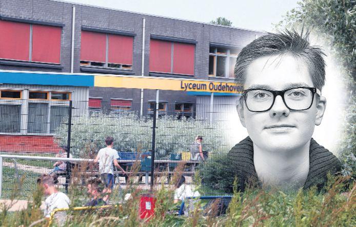Tim zat in 5 vwo van het Lyceum Oudehoven in Gorinchem.