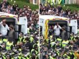 Schotten blokkeren immigratiedienst: 'Laat onze buren vrij!'