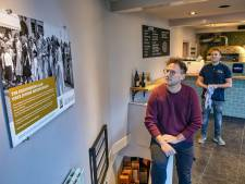 'Kijk naar mij' zegt Joodse Bertrien in de pizzeria die synagoge was