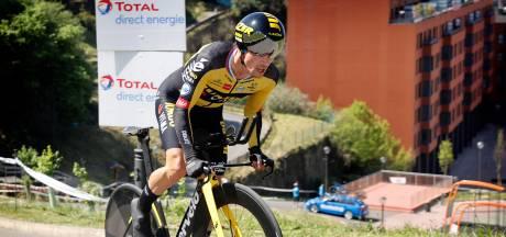 Primoz Roglic domine Tadej Pogacar et prend la tête du Tour du Pays Basque