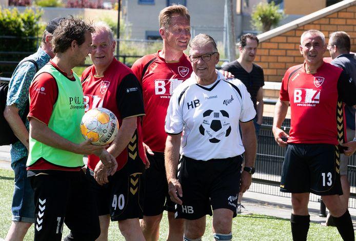 Henk Berendsen stopt ermee na 54 jaar als Viod-trainer.