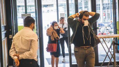 Vanaf woensdag mondmaskers ook in tien openbare gebouwen verplicht