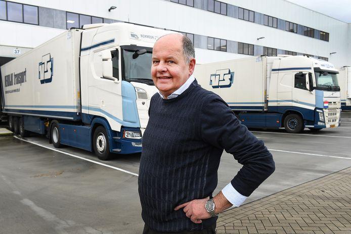 VTS Transport eigenaar Joost Hafmans.