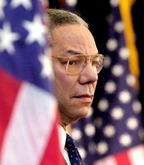 Amerikaanse oud-minister van Buitenlandse Zaken en oud-generaal Colin Powell (84) overleden