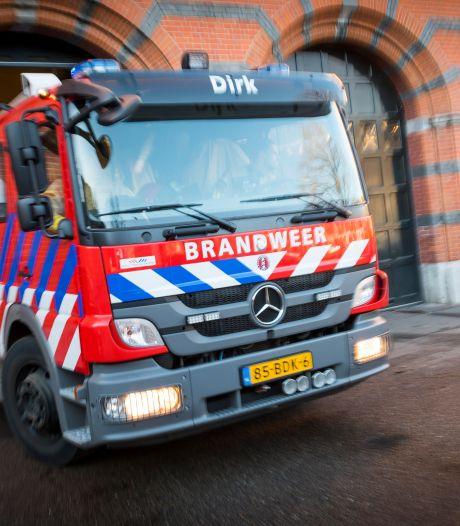 800 liter salpeterzuur over de vloer, bedrijfspand Middenmeer ontruimd