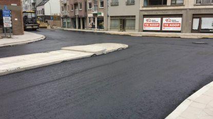 Kruispunt Doorniksesteenweg opent vrijdag