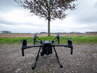"""Politie zoekt met drone naar naakte man in Liezele: """"Buurtbewoners hebben hem al minstens drie keer gezien"""""""