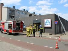 Winkels ontruimd vanwege brandje in Apeldoorn-Zuid