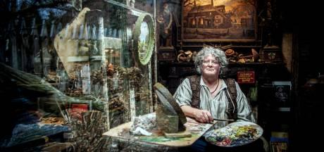 Ed van Heck leeft in zijn eigen kunstwerk, maar wat als hij dood gaat? 'Ik heb er een boel werk in gestoken'