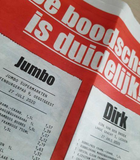 Dirk is prijzenoorlog begonnen: 'De verschillen worden steeds groter'
