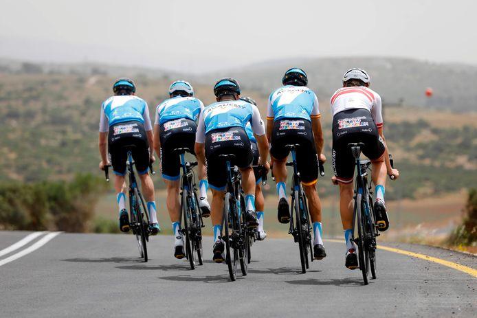 Israel Cycling Academy.