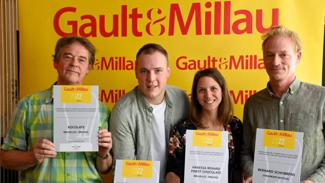 Voici les trois meilleurs chocolatiers belges selon Gault&Millau