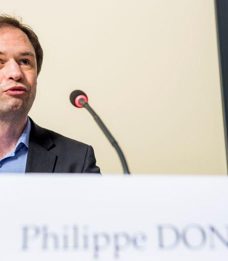 Le Commissaire au Plan Philippe Donnay décède à l'âge de 46 ans