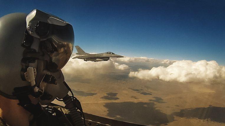 null Beeld F-16