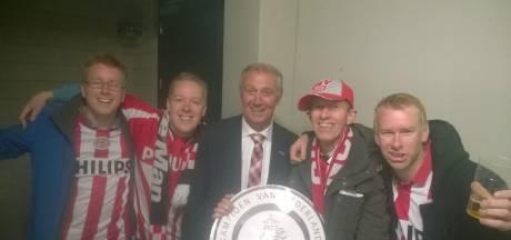 Herinneringen aan Willy van der Kuijlen: 'Ik stopte zijn strafschop en heb wekenlang zo trots als een pauw rondgelopen'