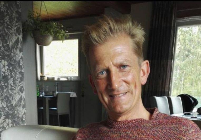 Thierry Cauchises (51) uit Heist-op-den-Berg Beeld rv