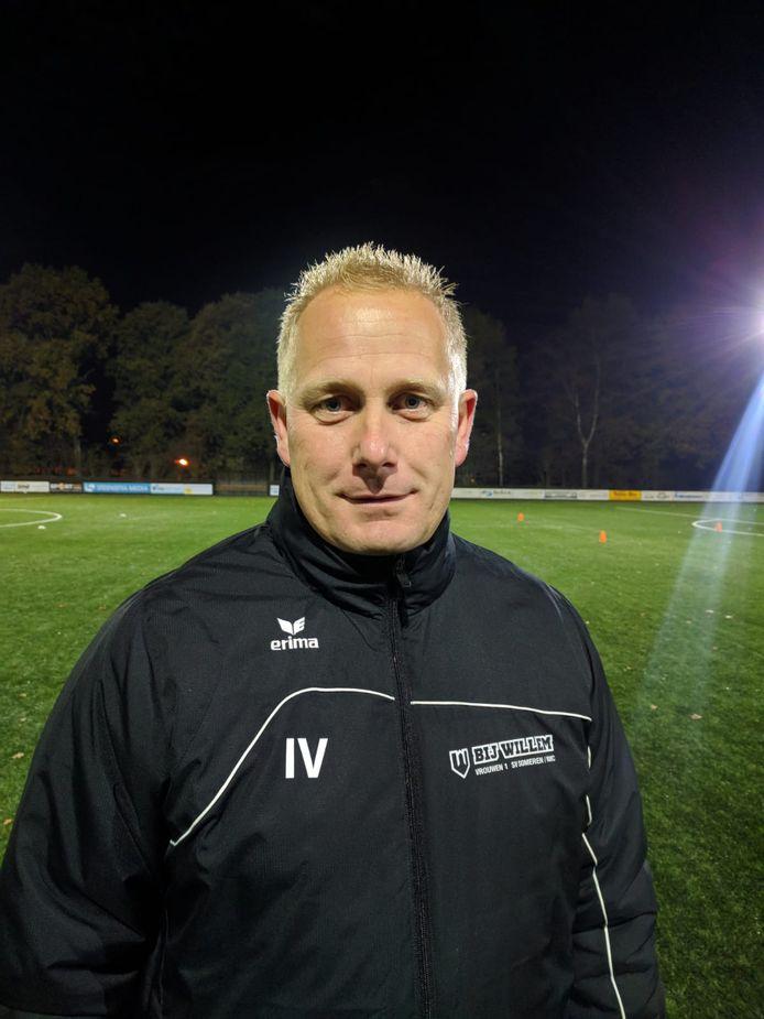 Ivo Veltrop trainer SV Someren/NWC