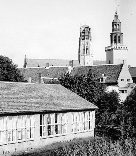 Tijdelijk museum in verpleeghuis Blaauwe Hoeve