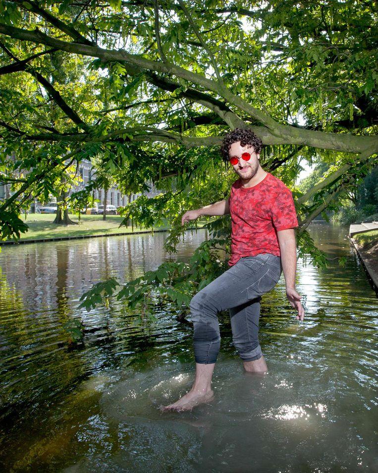 Alain Verheij in Rotterdam: