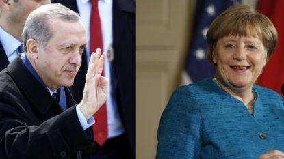 Erdogan beschuldigt Merkel van 'nazipraktijken'