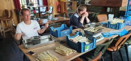 Nijmeegs hotel Credible begint opnieuw asperge-actie: nu is horeca zelf het goede doel