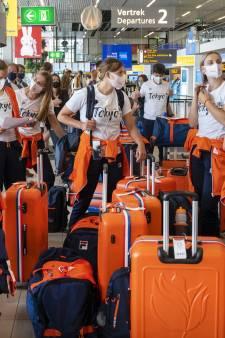 Reconstructie | Olympische bubbel was al lek voordat 'coronavlucht' KL861 opsteeg