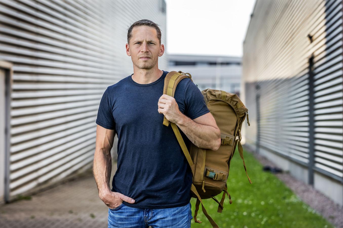 Sander Aarts: ,,De rode draad in mijn carrière is doorgaan waar het ongemakkelijk wordt.''