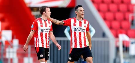 Routiniers van PSV willen zich in de slotweek van de eredivisie nog een keer waarmaken