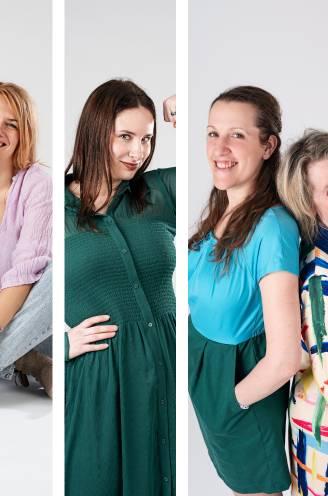 """An Lemmens en 5 andere mama's over het moederschap: """"We hoeven toch niet alleen foto's van betraande ploetermoeders te zien?"""""""