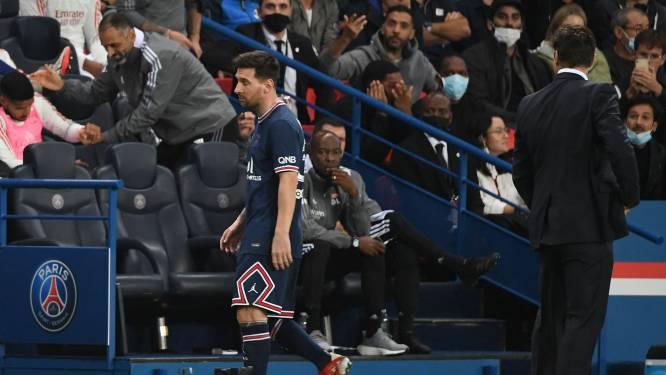 """""""Parfois ça plaît, parfois non"""", balaye Pochettino après le remplacement de Messi"""