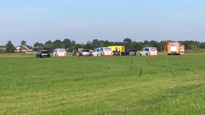 Un petit avion s'est écrasé près d'Hasselt, le pilote est décédé