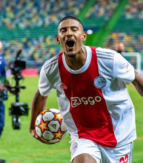 UEFA-prijsje voor Sébastien Haller na uitmuntend optreden in Lissabon