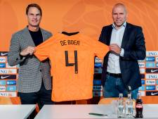 De Boer trots en vereerd: 'Ik ben geen Koeman 2.0, maar ik wil wel zijn lijn voortzetten'