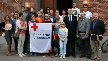 Rode Kruis deelt brevetten uit