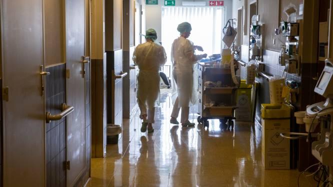 OVERZICHT. Daling nieuwe gevallen en hospitalisaties zet zich door, fors meer overlijdens