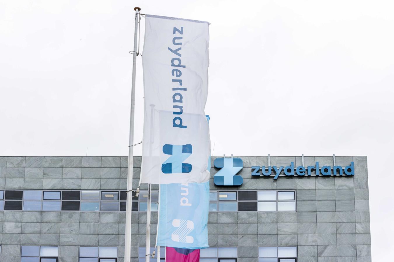 Logo van het  Zuyderland Medisch Centrum.