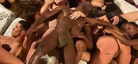 La fille de Madonna dans une orgie à l'Art Basel de Miami