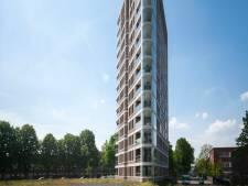Hoge flat als verticale veilige buurt