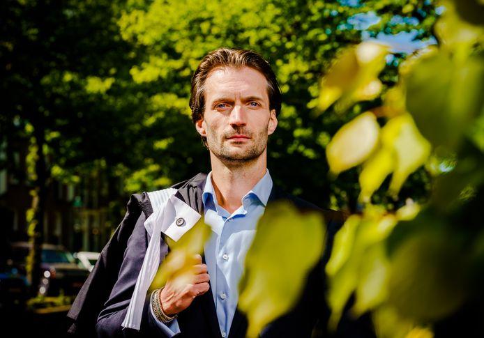 Advocaat Sébas Diekstra komt in de top-tien van de lijst.