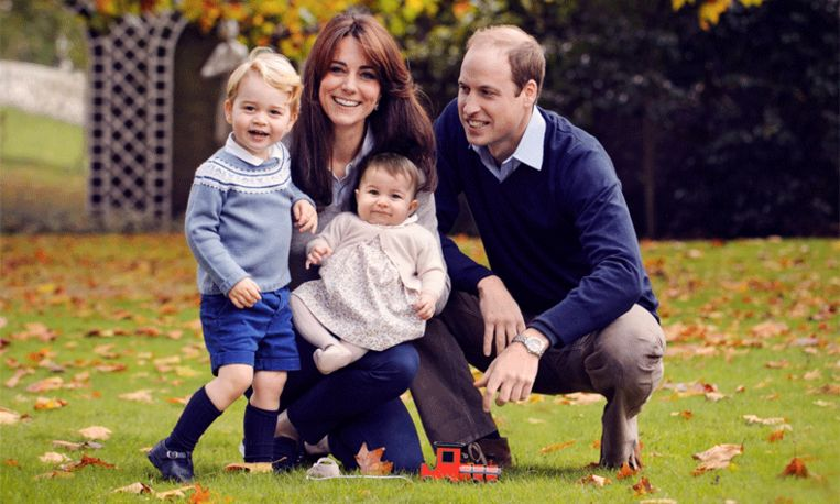 Nieuwe foto's voor eerste verjaardag van prinses Charlotte