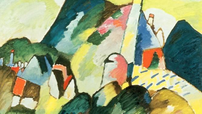 Museum haalt omstreden Kandinsky van de muur: 'Doet vermoeden dat er iets te verbergen is'