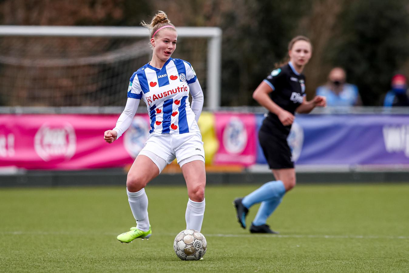 Kirsten van de Westeringh ruilt SC Heerenveen na een seizoen in voor ADO Den Haag.