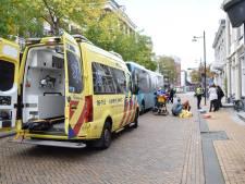Botsing tussen fietsster en bus: scholier mee naar het ziekenhuis