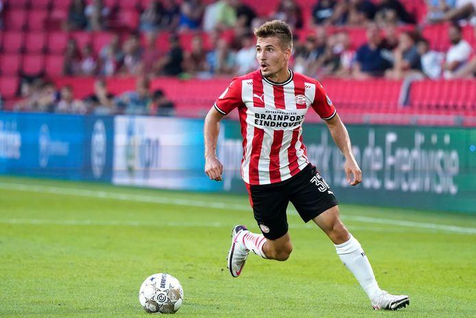 Michal Sadílek staat in de belangstelling van Sparta Praag.