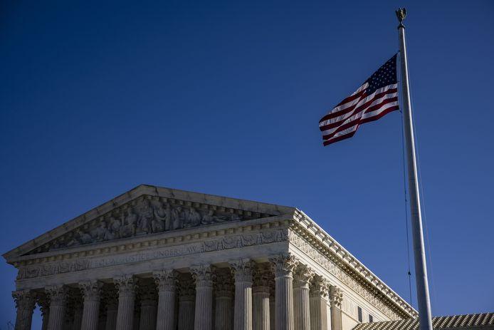 La Cour suprême, à Washington.