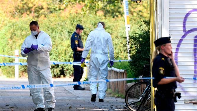 """Marilyn (65) was als eerste bij neergeschoten Zweedse vrouw met baby: """"Probeerde het bloeden te stoppen"""""""