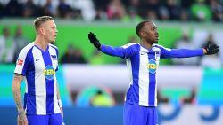 Football Talk. Zidane: Virton wint topper tegen Beerschot - Lukebakio bezorgt Hertha in slot zege tegen Wolfsburg