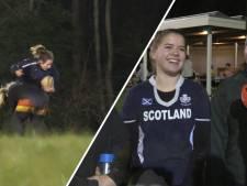 Rugbyspeelsters mogen weer: 'Op het veld zie je de pretoogjes'
