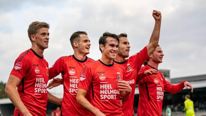 Helmond Sport boekt door merkwaardig doelpunt zeldzame uitzege tegen FC Dordrecht