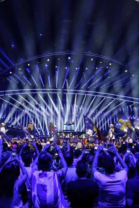 Dit zijn de vier scenario's voor het Eurovisie Songfestival in Rotterdam